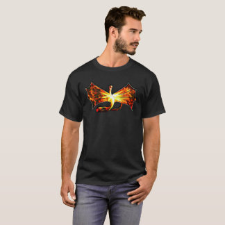 Winged Serpened T-Shirt