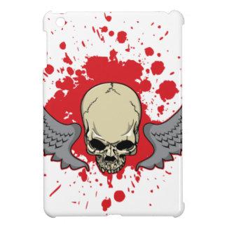 Winged-Skull iPad Mini Cases