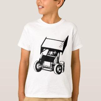 Winged sprint car T-Shirt
