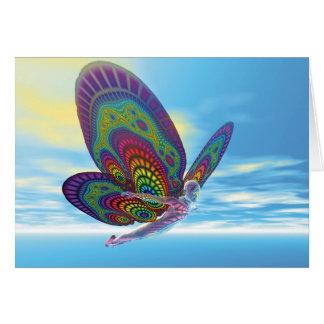 Winged Things - Baroque Dreams Card