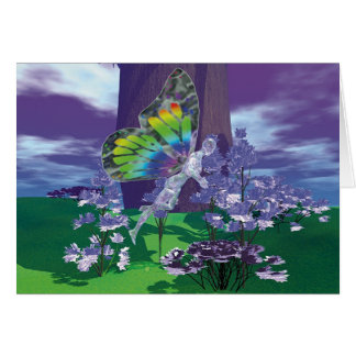 """Winged Things - """"Lazy Afternoon"""" Card"""