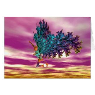 Winged Things - Skymaster Card