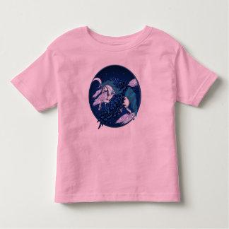 Winged Unicorn Circle Shirts