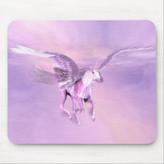 Winged Unicorn MousePad