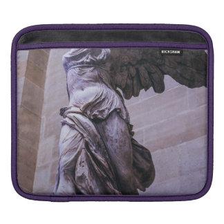 Winged Victory Of Samothrace, Louvre, Paris iPad Sleeve