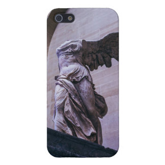 Winged Victory Of Samothrace, Louvre, Paris iPhone 5/5S Case