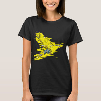 Winged Yellow Notes T-Shirt