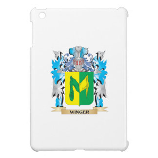 Winger Coat of Arms - Family Crest iPad Mini Cases