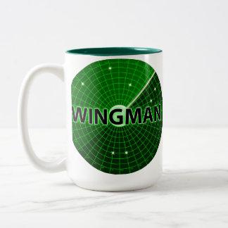 Wingman Radar Mug
