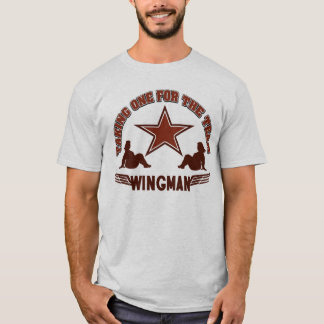 Wingman taking one for the team T-Shirt