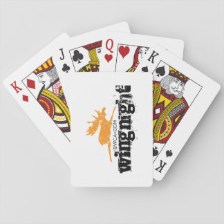 Wingnight Deck of Cards