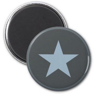 Wings and Star Blues Magnet