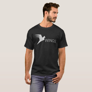 Wings Cryptocurrency Token T-Shirt