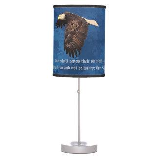 WINGS LIKE EAGLES TABLE LAMP