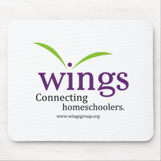 WINGS Mouspad Mouse Pad