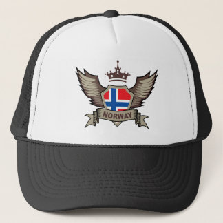 Wings Norway Trucker Hat