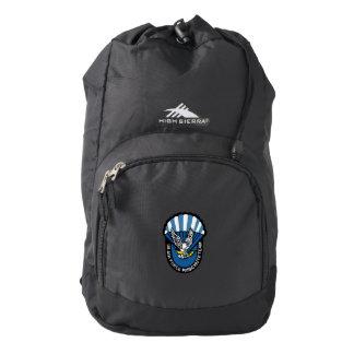 Wings of Blue High Sierra Backpack