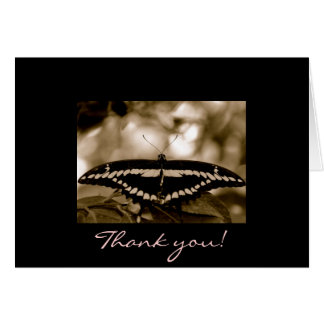 Wings of Gratitude Card
