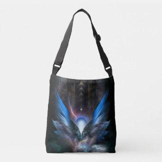 Wings Of Light Print All Over Cross Body Bag