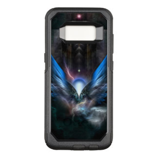 Wings Of Light Samsung Galaxy S8 Commeter Case