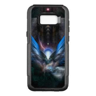 Wings Of Light Samsung Galaxy S8 Commuter Cs