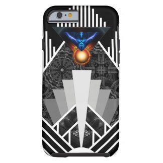 Wings Of Lightning Deco Mech Flare iPhone 6-6s TCS Tough iPhone 6 Case
