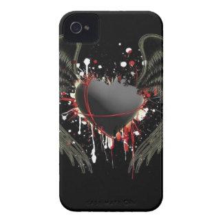 Wings Of Love Blackberry Case