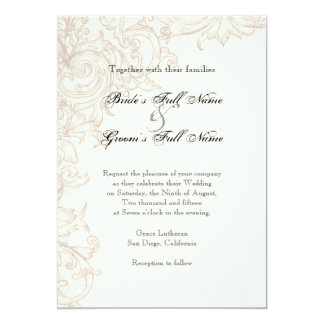 Wings of Love Wedding Collection Card