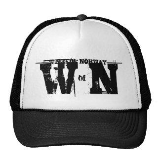 WINGS OF NORWAY- cap! Trucker Hat