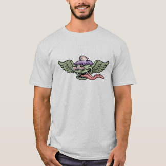 Wingy Monster RN T-Shirt