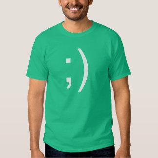 Wink Face T-shirts