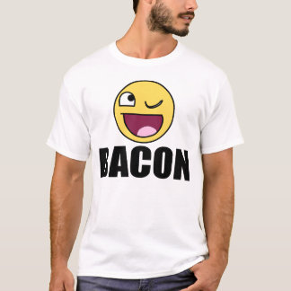 WINK IF YOU LOVE BACON T-Shirt