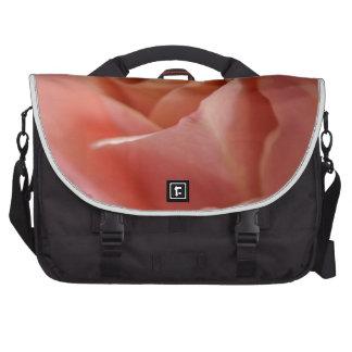 wink rose laptop messenger bag