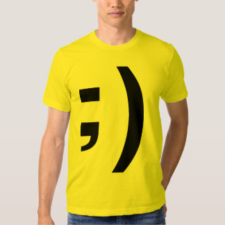 wink tee shirts