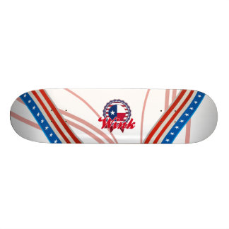Wink, TX Skateboard