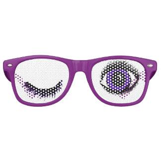 Wink Wink ANIME Retro Sunglasses