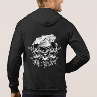 Winking Chef Skull Pullover