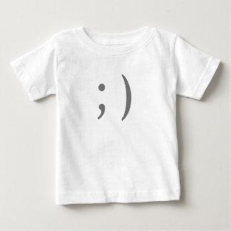 Winking Internet Smiley T Shirt