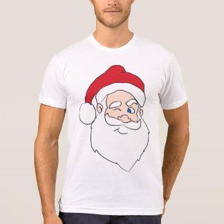 Winking Santa Shirt