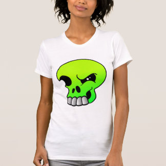 Winking Skull Toxic T-shirts