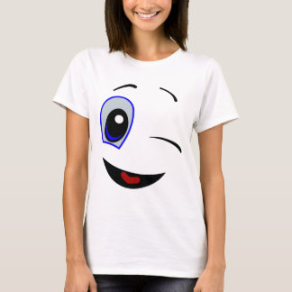 Winking Smiley T-Shirt