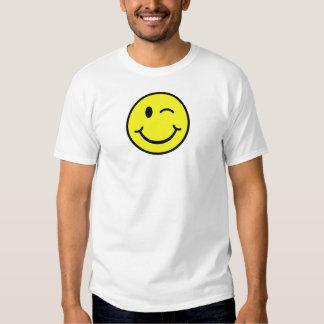 Winking Smiley Tshirt