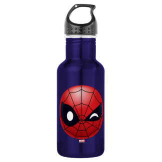 Winking Spider-Man Emoji 532 Ml Water Bottle
