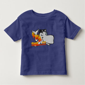 Winking Whale Toddler T-Shirt