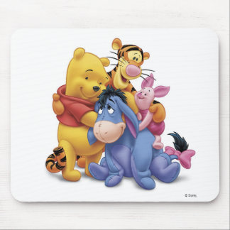 Winne the Pooh and Friends Disney Mouse Pad