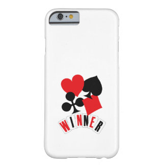 Winner Barely There iPhone 6 Case