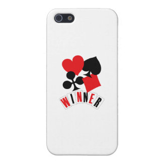 Winner iPhone 5/5S Cover