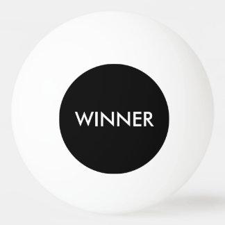 Winner Ping Pong Table Tennis Ball Black and White