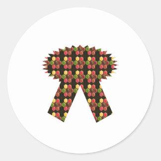 WINNER Ribbon Guest ID Event Deco NVN284 FUN Gifts Sticker