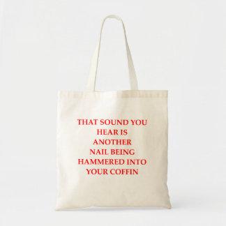 winner tote bag